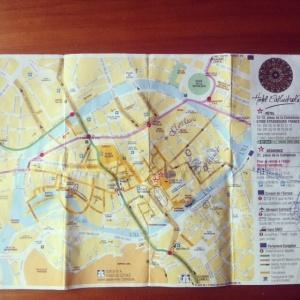 Strasbourg Stadtplan