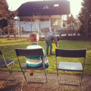 Theater im Garten