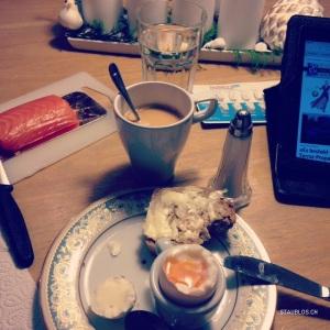 frühstück für mich