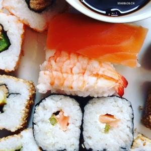 sushi bei Multipler Sklerose