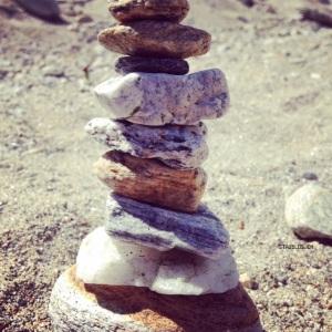 Steinturm Wanderung Verzasca