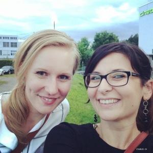 Sabine Marina und Katarina