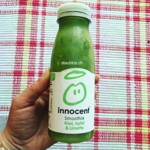 Aufgepeppter Innocent Smoothie