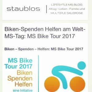 #bikenspendenhelfen